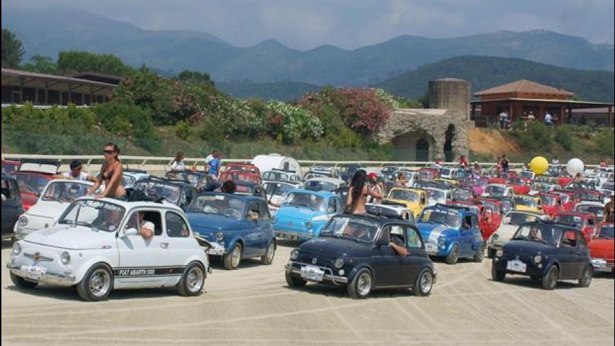 500 Club Italia, il sodalizio dei record