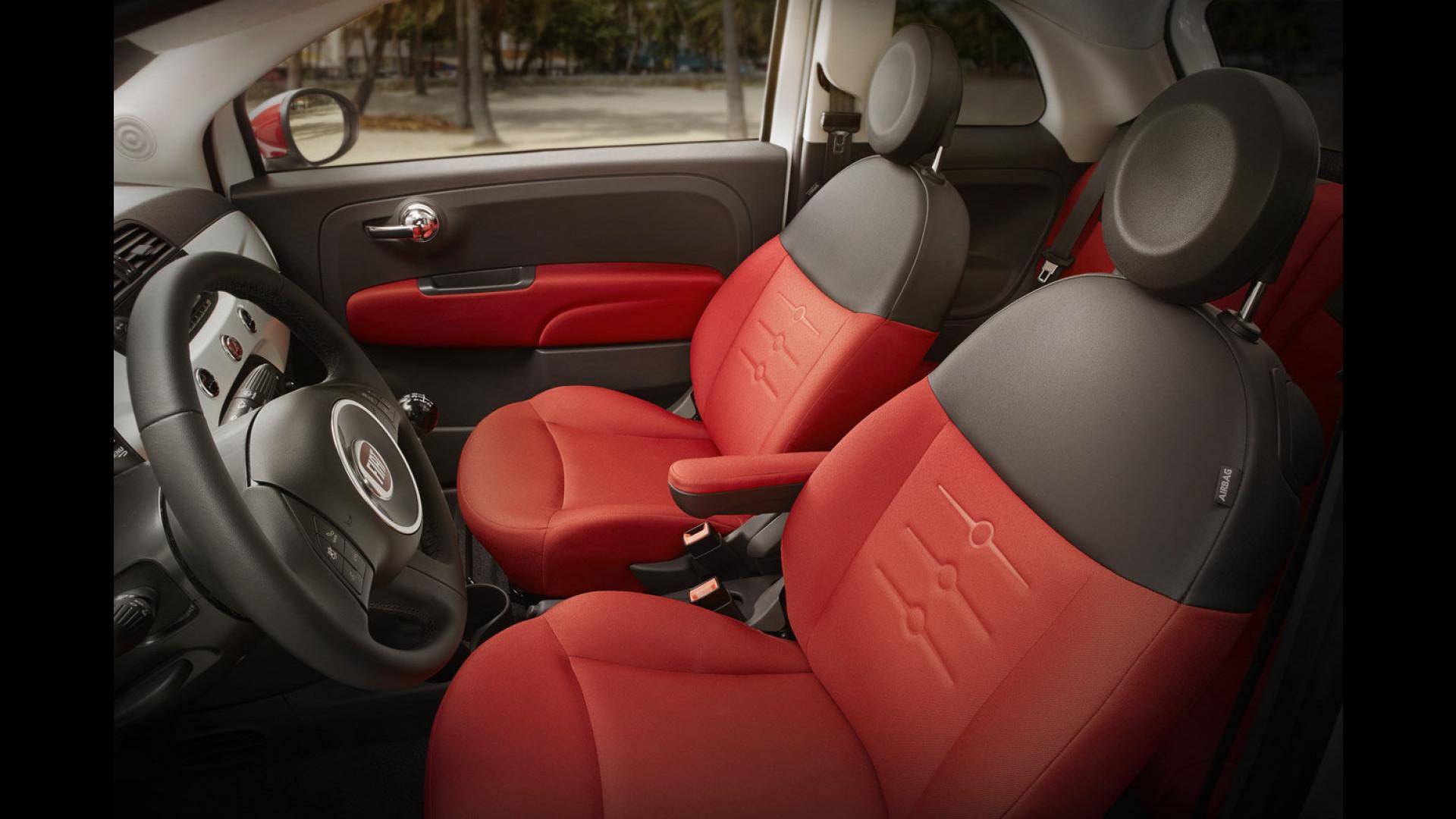 Fiat 500 Ribelle E 500l Urbana Trekking Speciali Per Gli Usa
