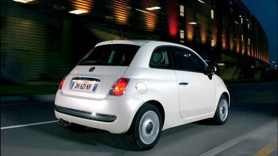 Fiat 500: debutta il 0.9 TwinAir da 105 CV