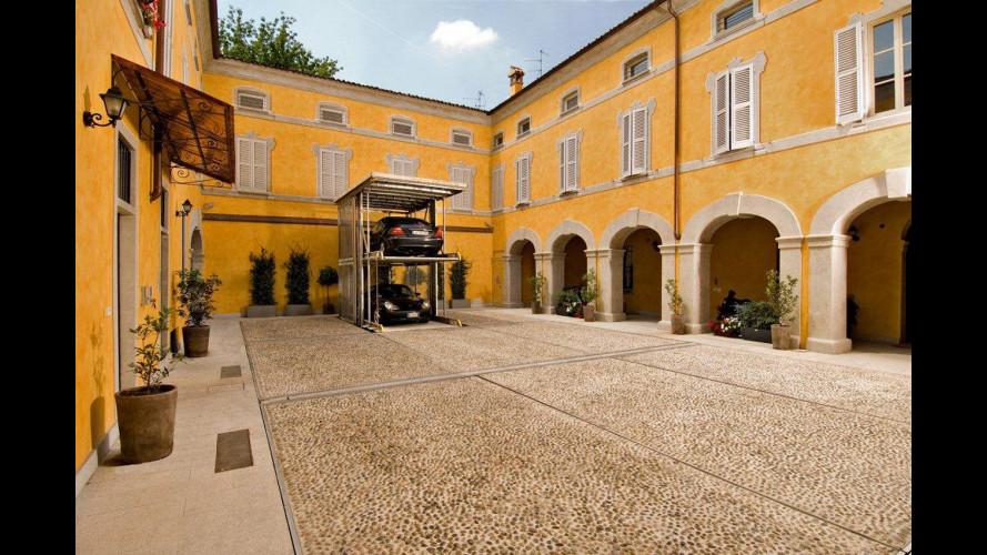 Il parcheggio a scomparsa: un'idea italiana affascina gli USA