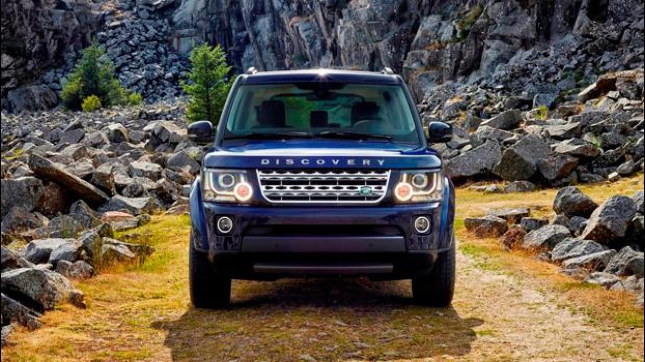 [Copertina] - Land Rover Discovery MY 2014