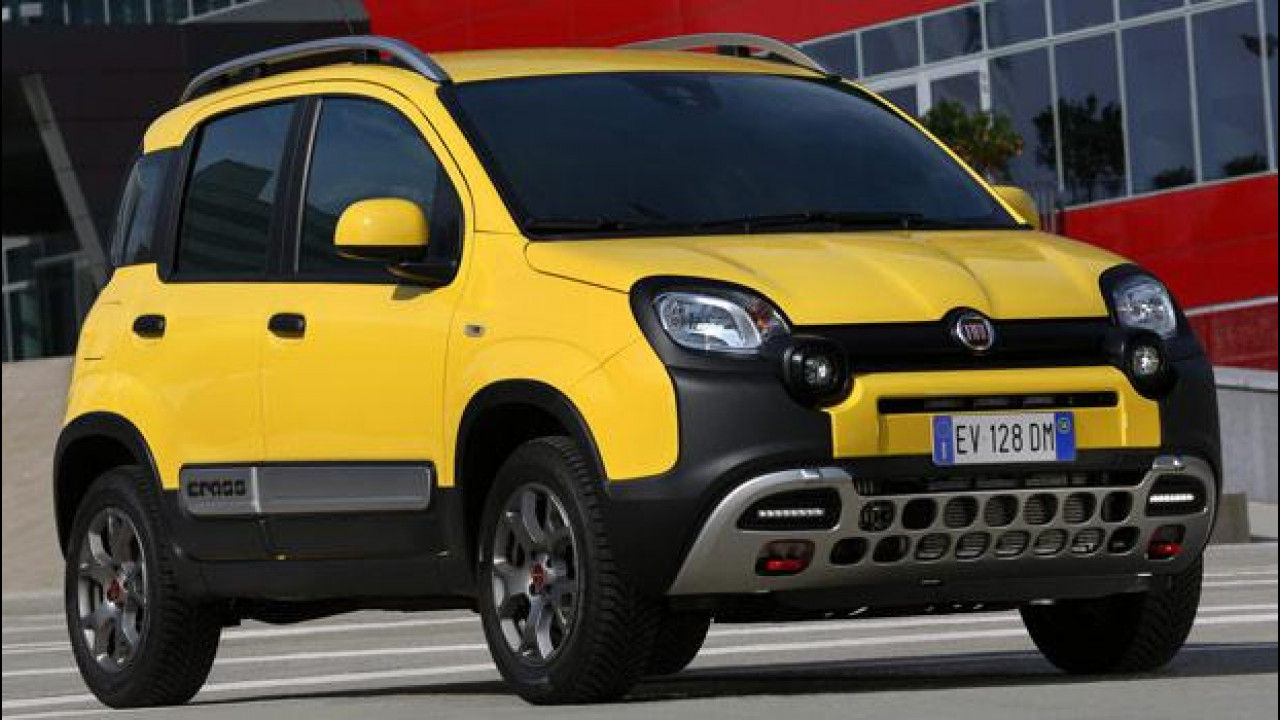 [Copertina] - Fiat Panda Cross, il SUV che