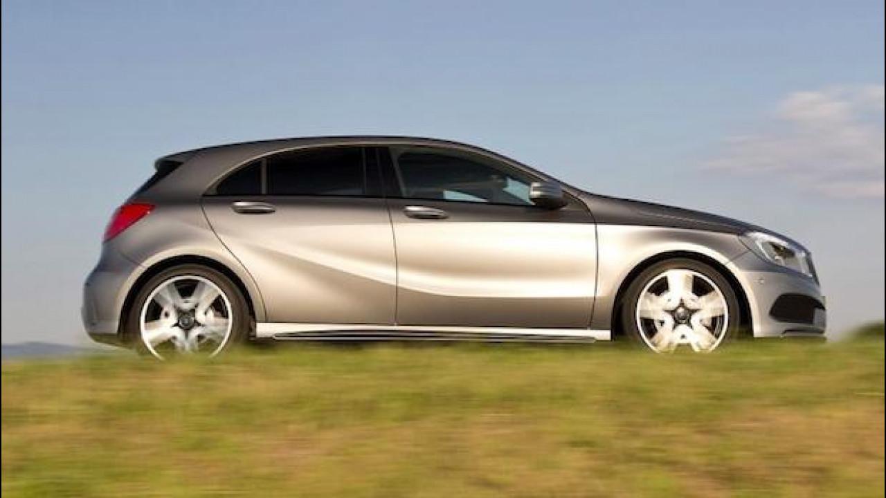 [Copertina] - Mercedes Classe A 200 CDI Premium, al volante della Stella che mancava