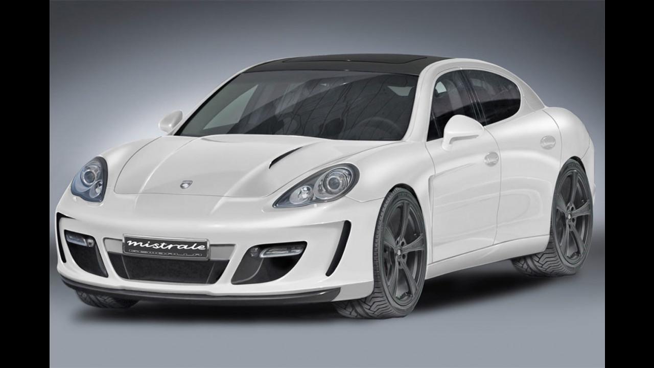 Gemballa Mistrale Porsche Panamera