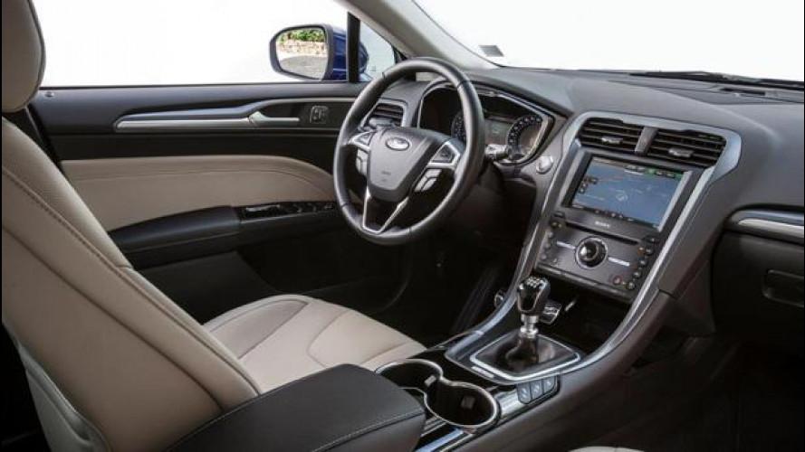 La nuova Ford Mondeo blocca il 99% dei pollini