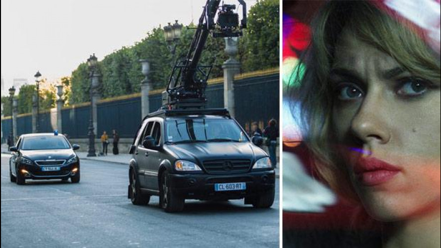 Peugeot 308, protagonista al cinema in