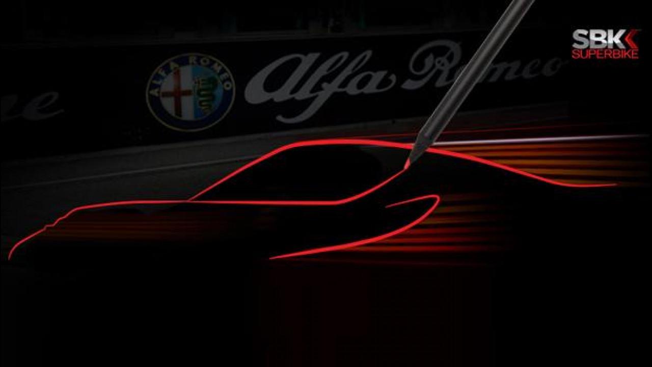 [Copertina] - Alfa Romeo 4C, un concorso per disegnare la Safety Car del Mondiale Superbike