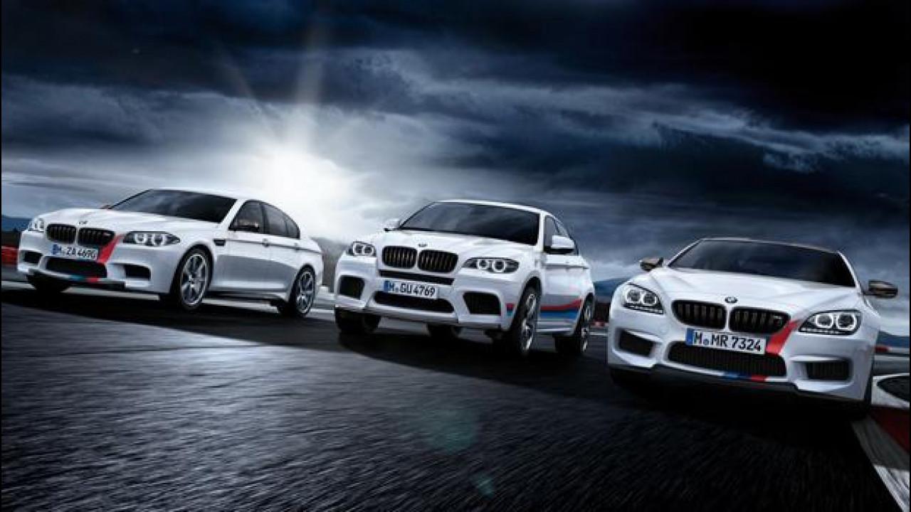 [Copertina] - BMW M Performance, nuovi accessori per M5 e M6