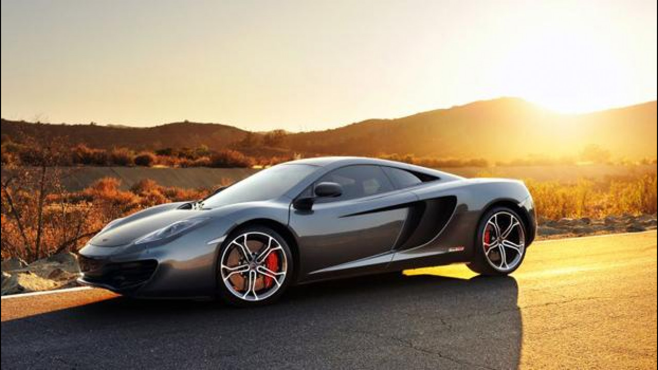 [Copertina] - McLaren MP4-12C HPE700 by Hennessey