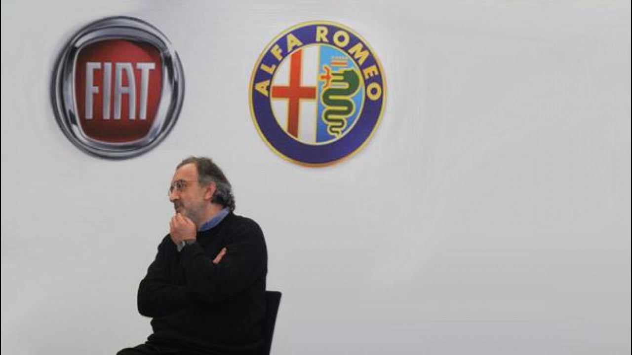 [Copertina] - Marchionne, Fiat e Alfa Romeo potrebbero lasciare l'Italia