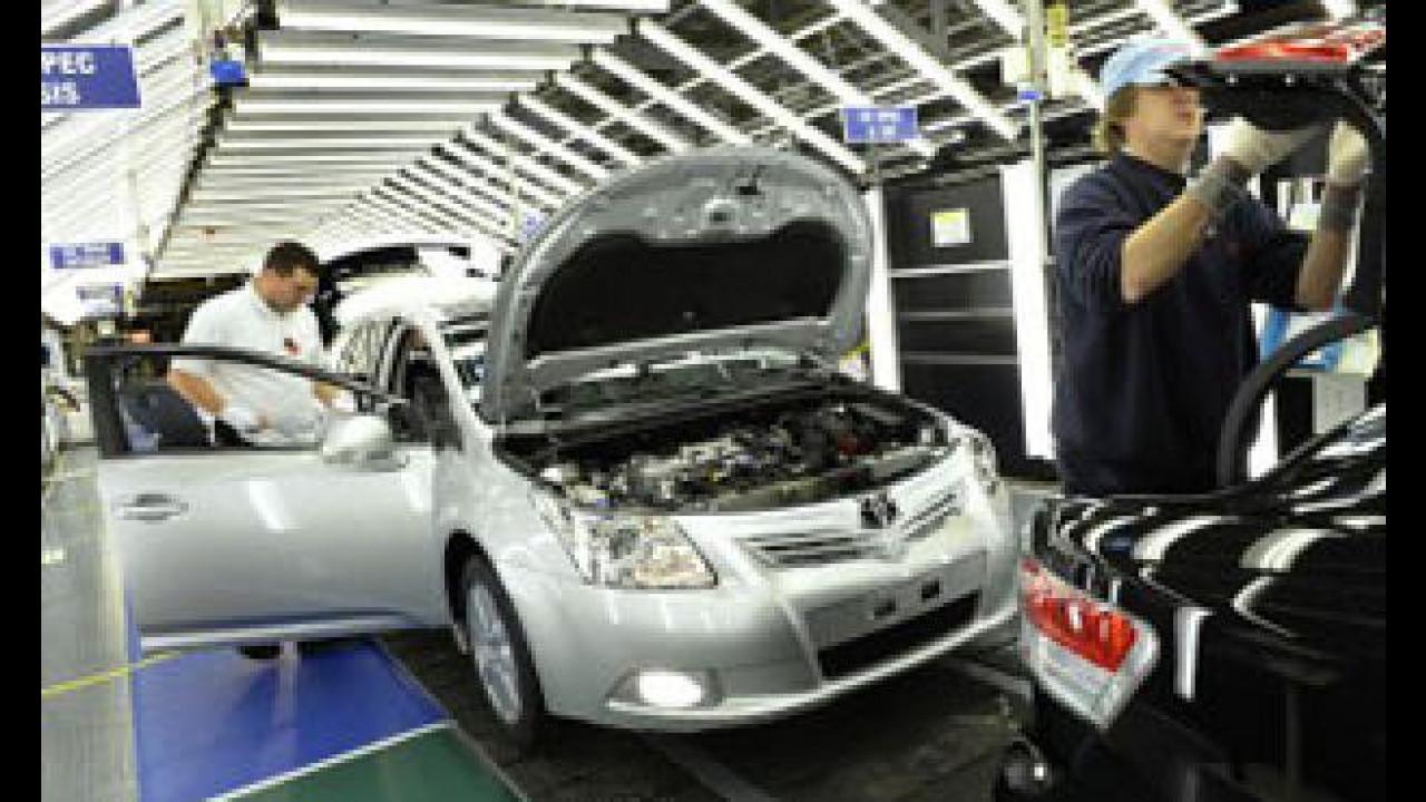 [Copertina] - Toyota Motor Corporation festeggia le 200 milioni di unità prodotte