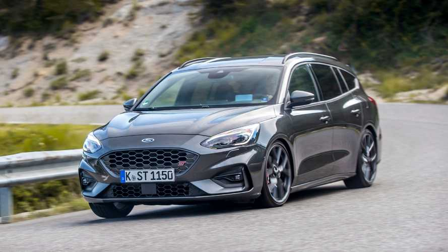 Prueba Ford Focus ST SportBreak 2019