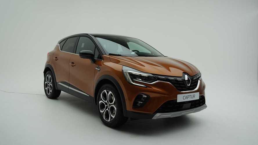 Yeni nesil Renault Captur Türkiye'ye giriş yaptı
