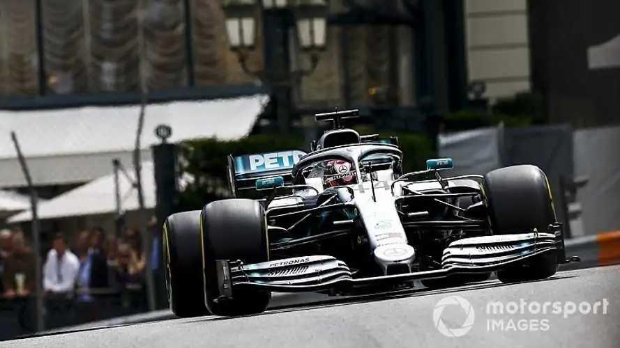 Hamilton revienta el cronómetro en Mónaco y se lleva la pole