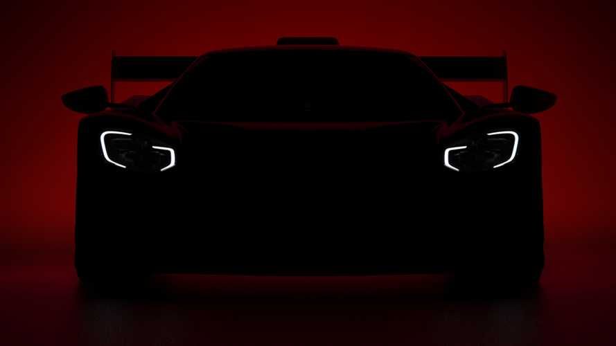 Ford teases new hardcore GT version ahead of Goodwood debut