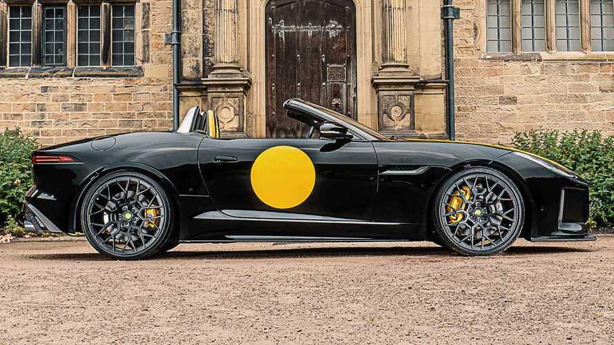 Jaguar F-Type üzerine geliştirilen Lister LFT-C tanıtıldı