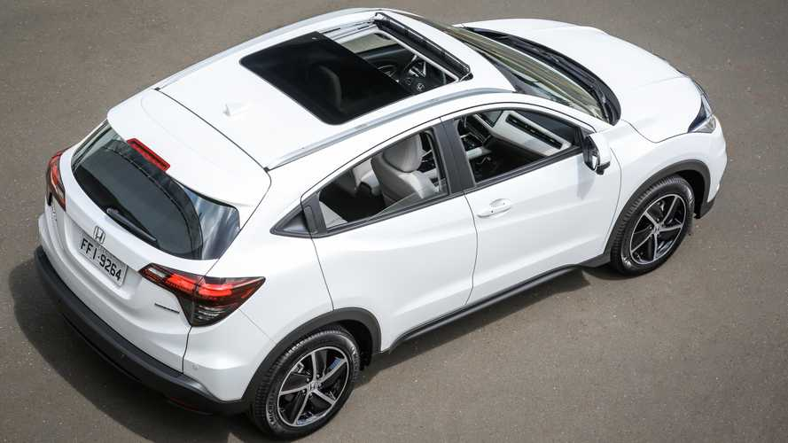 Honda HR-V Touring: versão com motor turbo chega às lojas