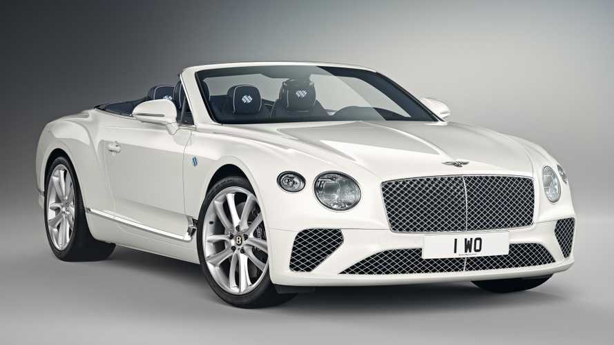 One-off Bentley Conti GT Convertible is a tribute to Bavaria