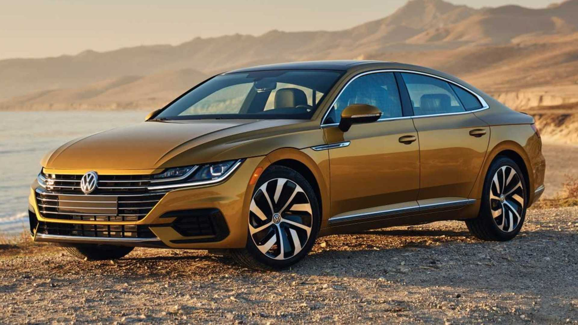 VW Arteon Usa >> 2019 Vw Arteon Already Being Sold With 2 500 Discount