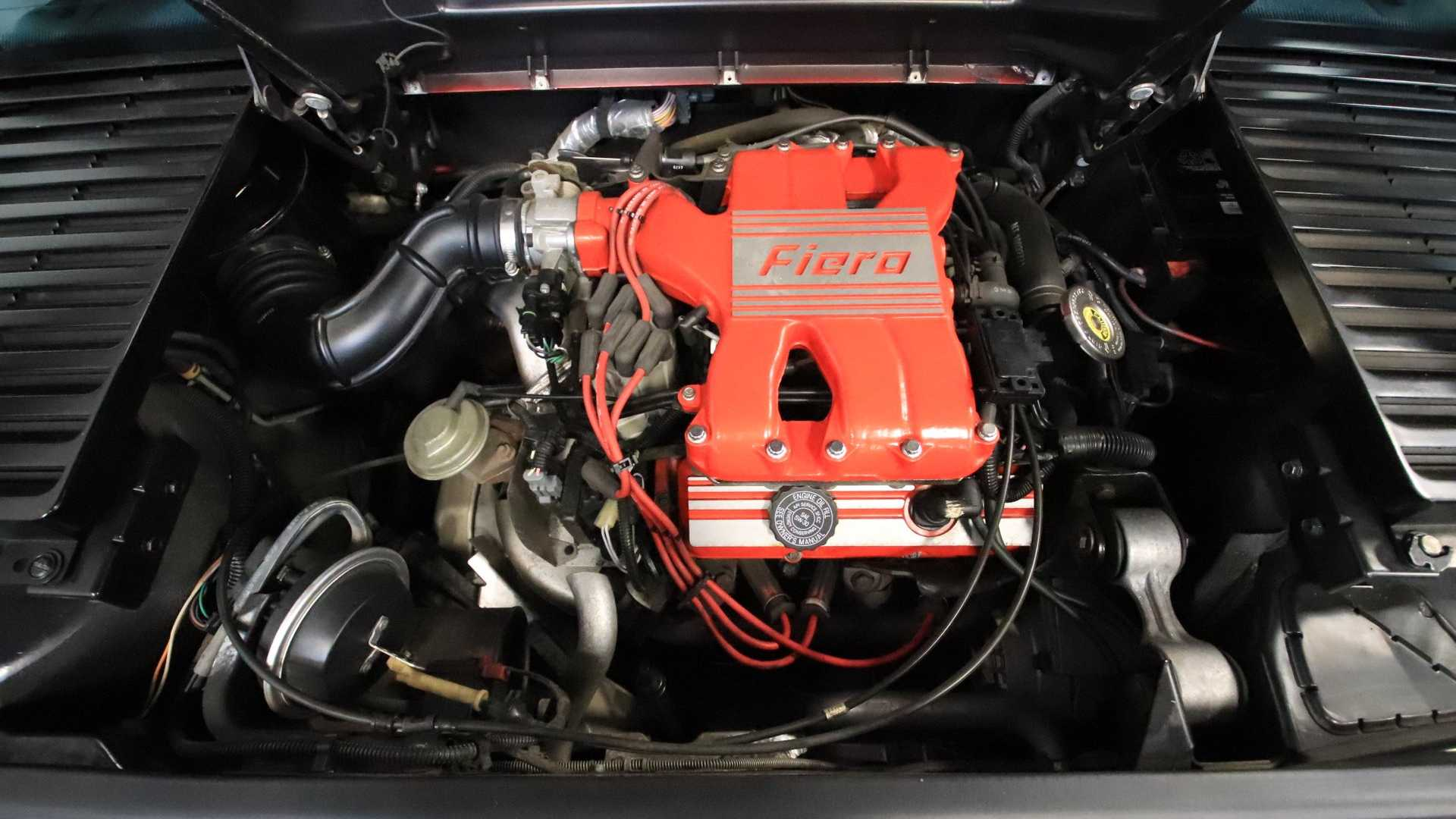 """[""""1987 Pontiac Fiero GT: GM's Other Mid-Engine Coupe""""]"""