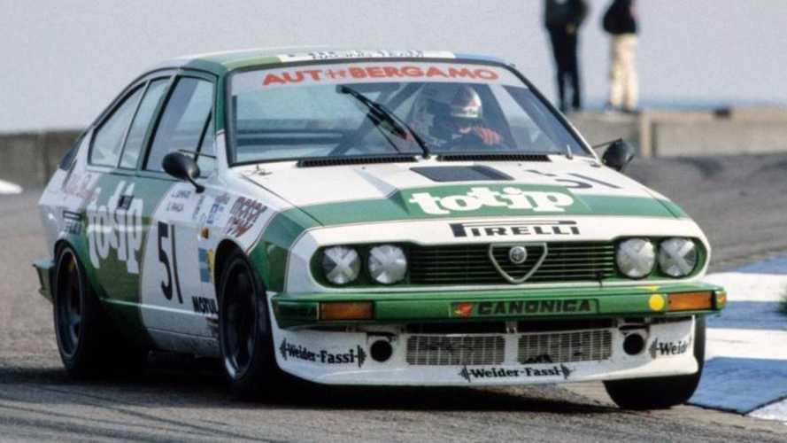 Ex-racing 1981 Alfa GTV6 Autodelta Surfaces Online For $170k