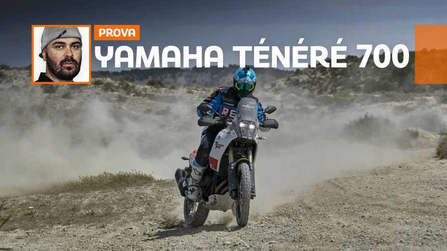 Yamaha Ténéré 700, l'icona del rally è tornata