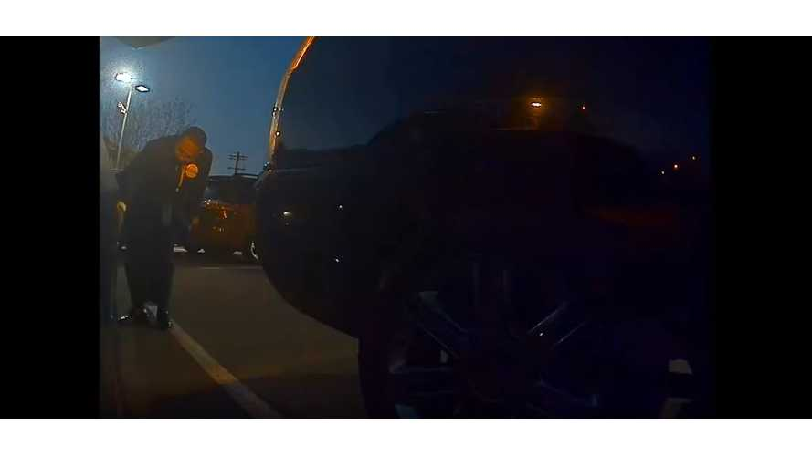 Tesla Sentry Mode Captures A High-Profile Hit-And-Run: Video