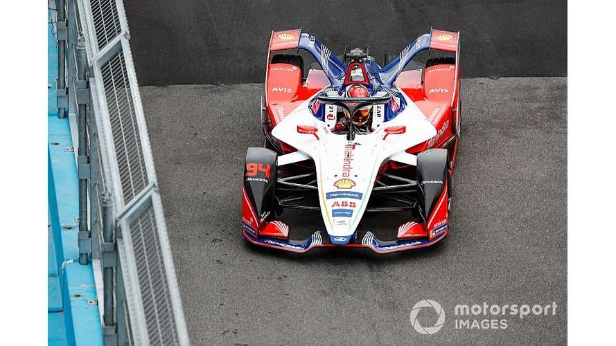 Cold Weather May Be Contributing To Formula E Performance Dip