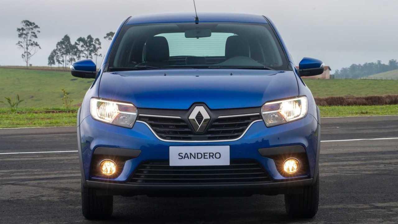 Renault Sandero e Logan 2020