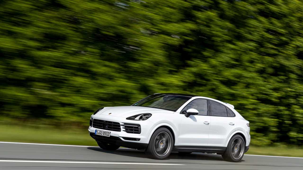 2020 Porsche Cayenne Coupe First Drive: Sporty Spice