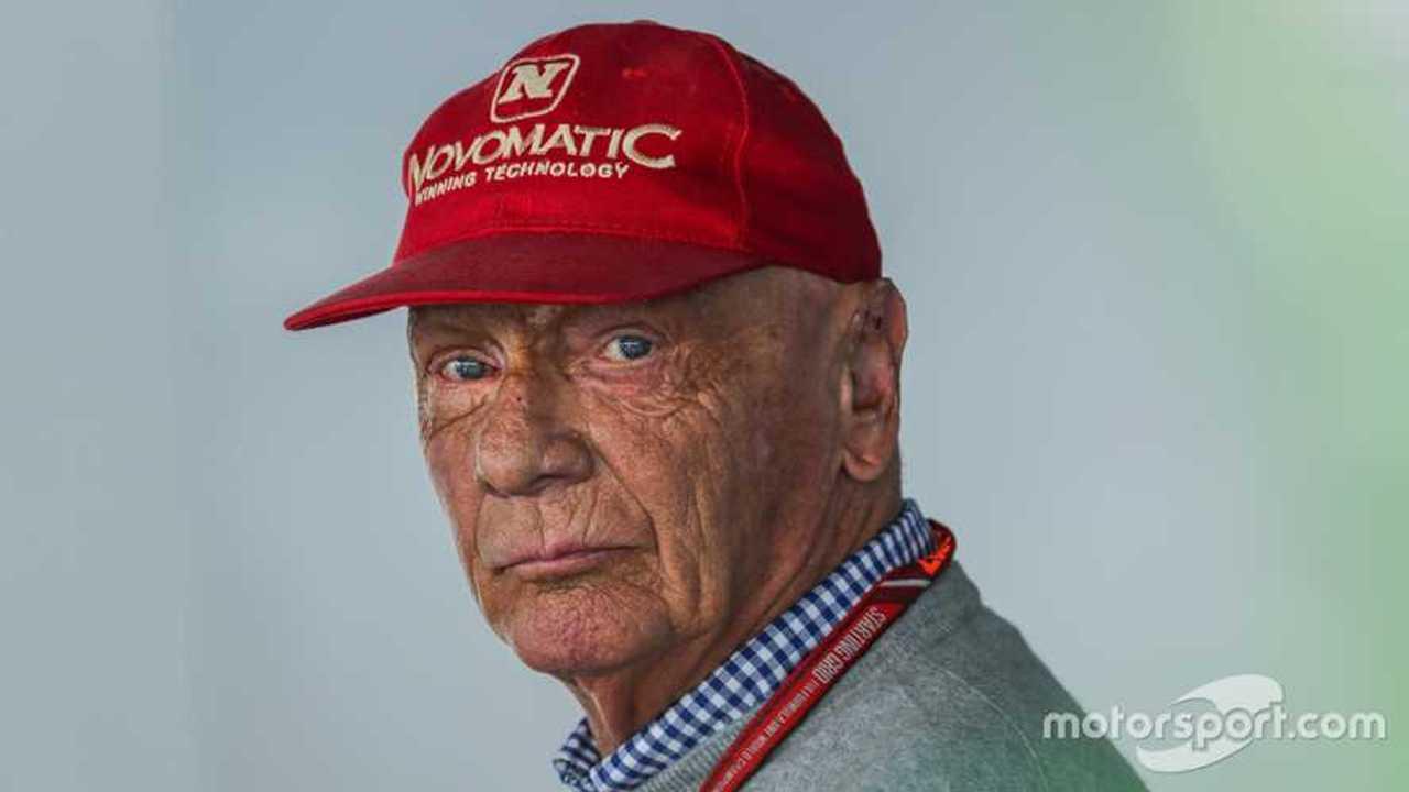 Niki Lauda at Canadian GP 2017