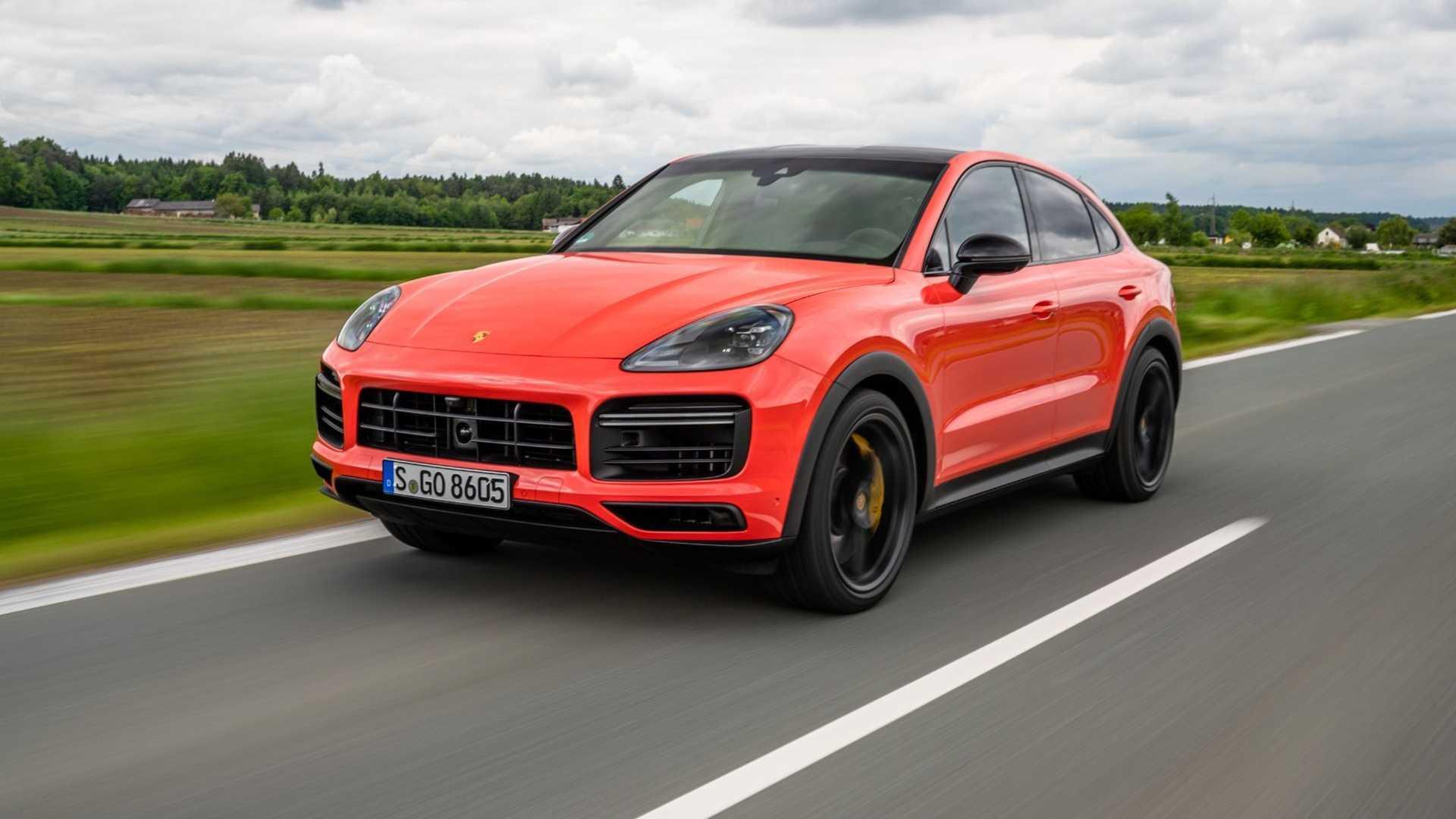 Já dirigimos: Porsche Cayenne Coupe é a pimenta que faltava
