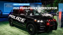 2020 ford police interceptor utility hybrid first drive