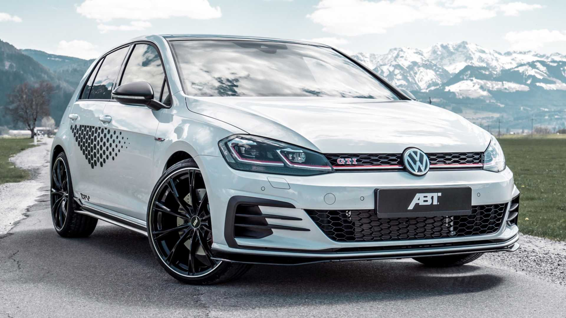 Vw Golf Gti Tcr By Abt Dialed To An Impressive 335 Hp