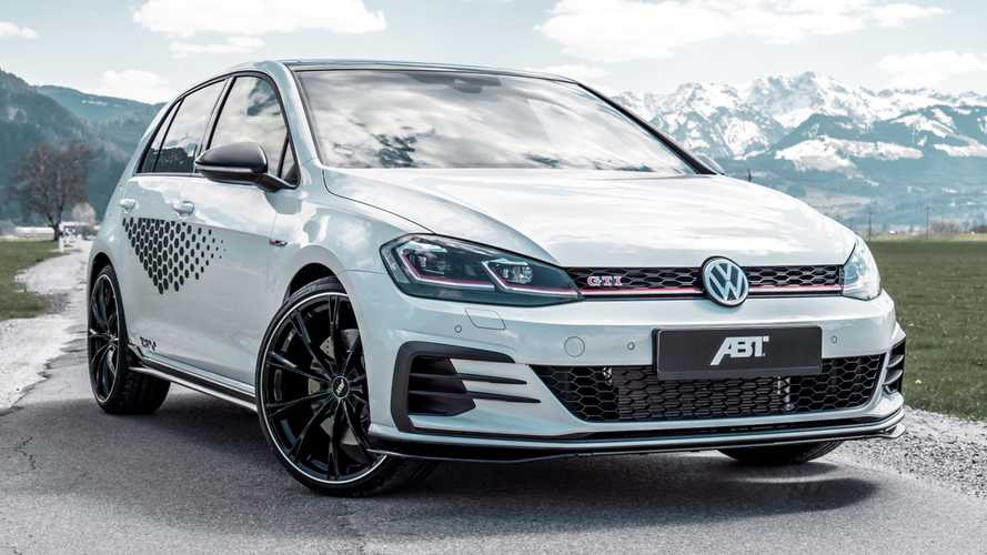 VW Golf GTI TCR by ABT dialled to an impressive 335 bhp