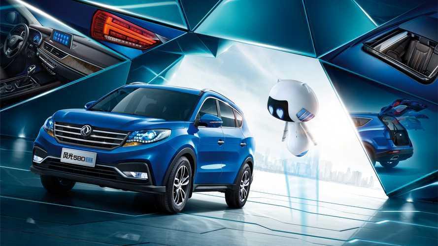 DFSK 580, el SUV de 7 plazas que Dongfeng venderá en España