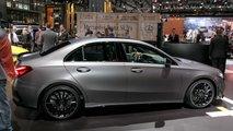 2020 Mercedes-AMG A 35 Live Shots