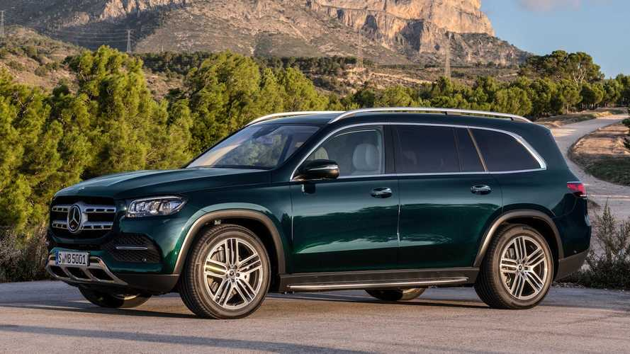 2020 Mercedes-Benz GLS 450 Pricing Starts At $75,200