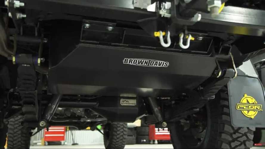 Проект Supertourer LC79 на базе Toyota Land Cruiser
