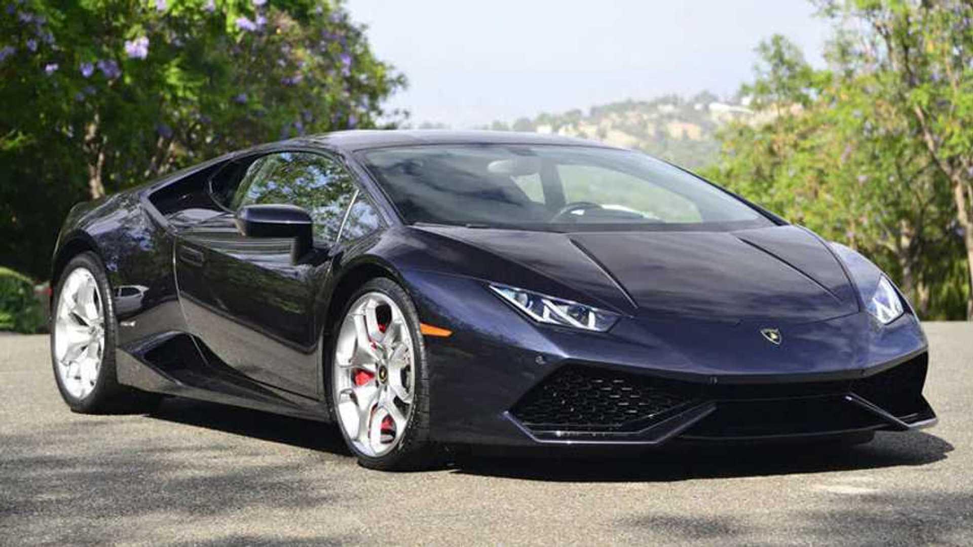 "[""2015 Lamborghini Huracan Is A Raging Bull""]"