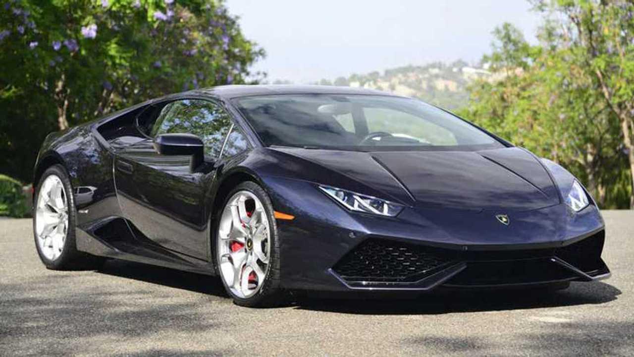 2015 Lamborghini Huracan Is A Raging Bull