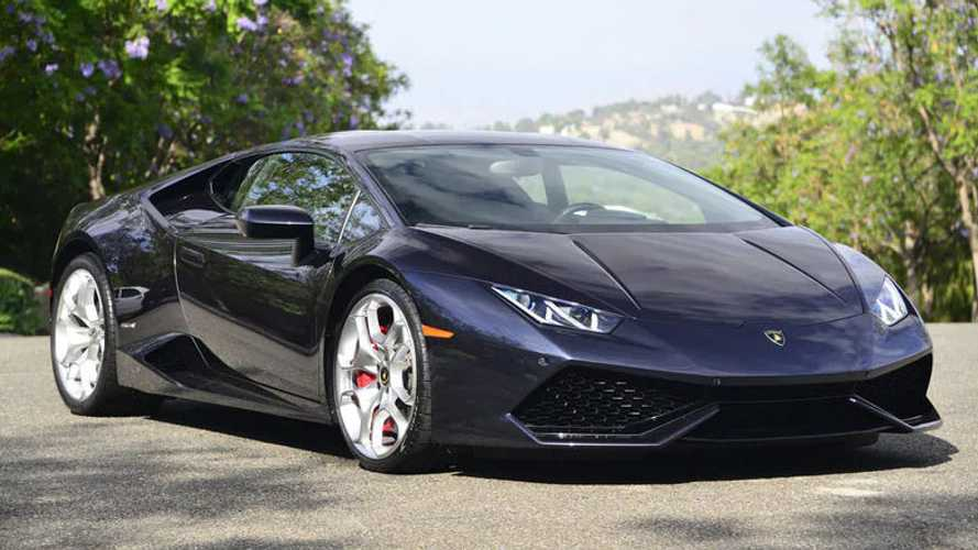 2015 Lamborghini Huracan Is A Raging Bull