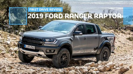 2019 Ford Ranger Raptor First Drive: Off-Road Ready