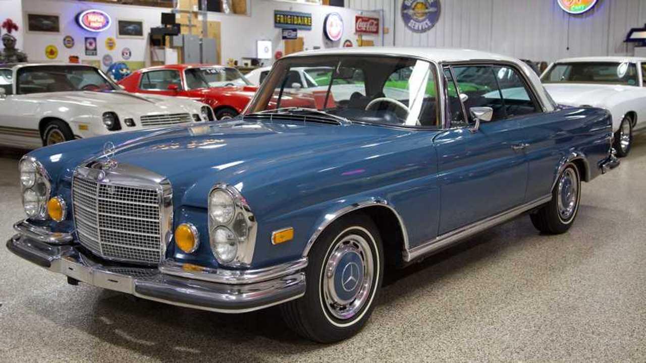 CFS: 1971 Mercedes-Benz 280SE Coupe