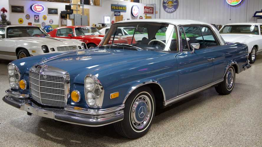 CFS: 1971 Mercedes-Benz 280SE Coupe
