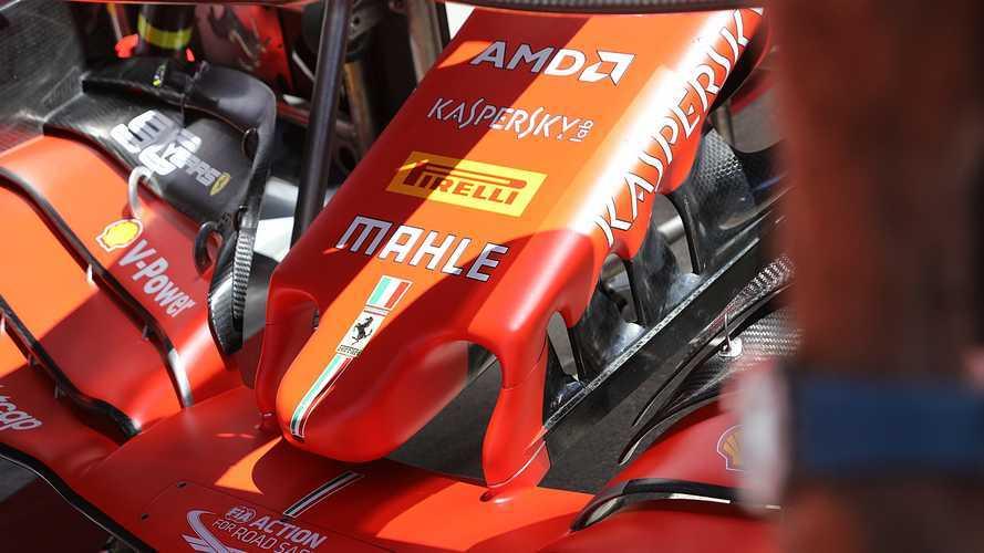 Formula 1: Ferrari, in Austria appare un nuovo muso