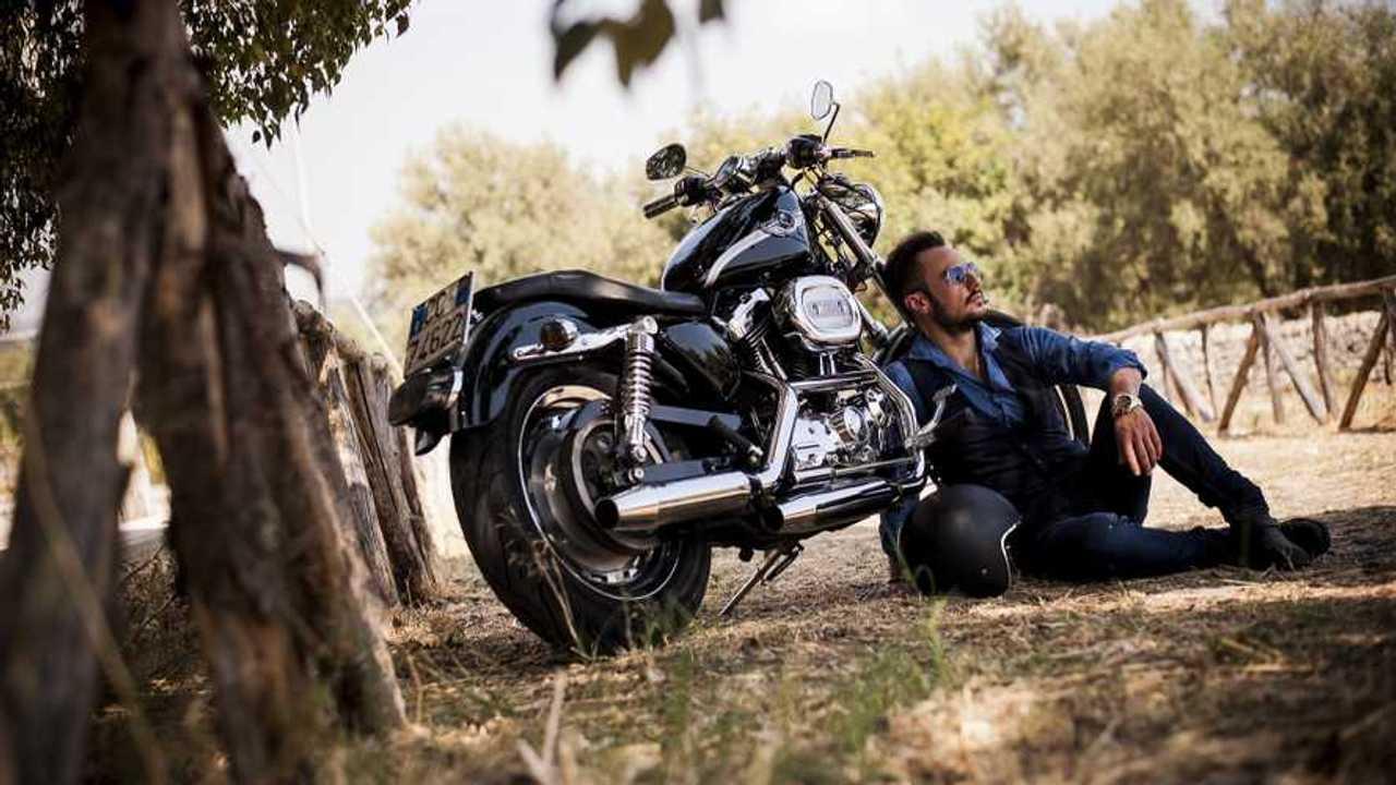 Harley and Rider