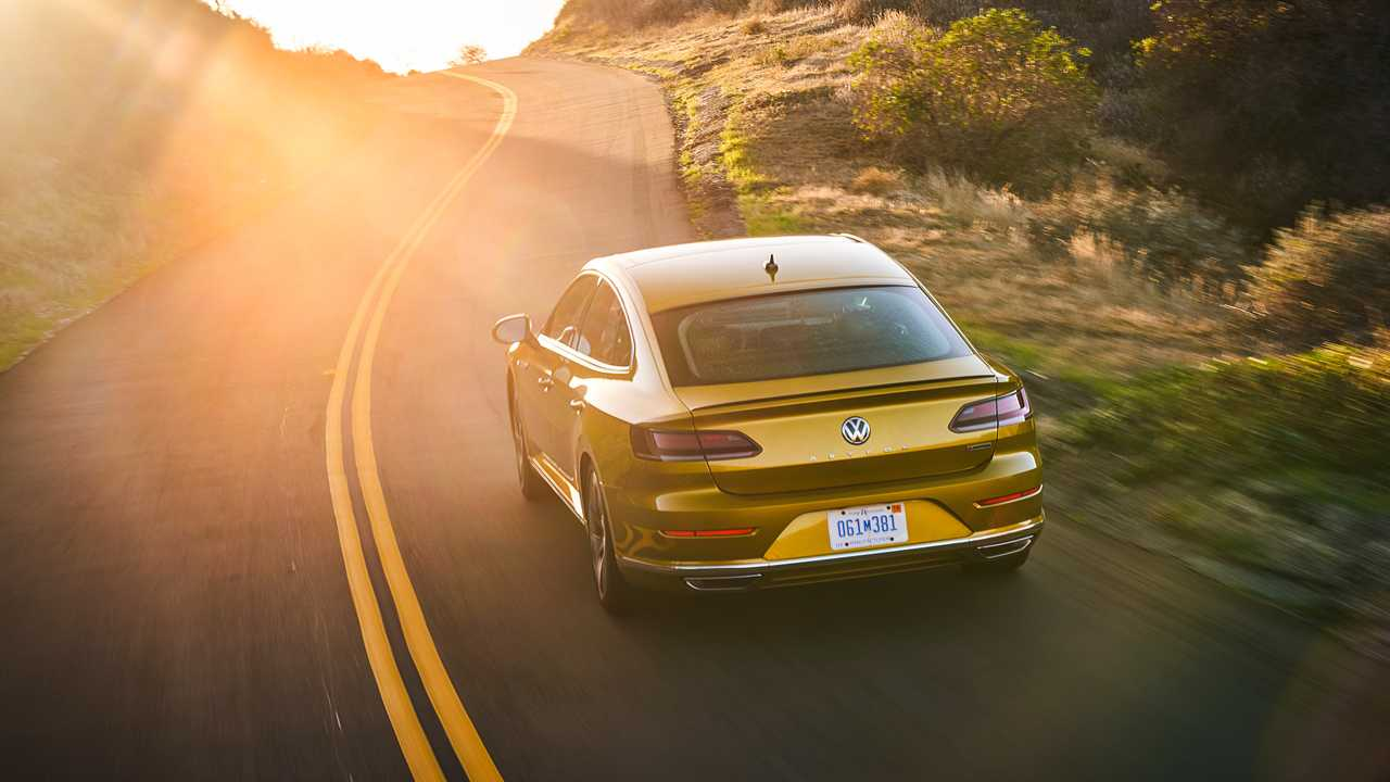 2019 Volkswagen Arteon 4Motion First Drive: Arty In The U S A