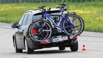 ADAC-Test: Elf Fahrradträger für die Anhängerkupplung