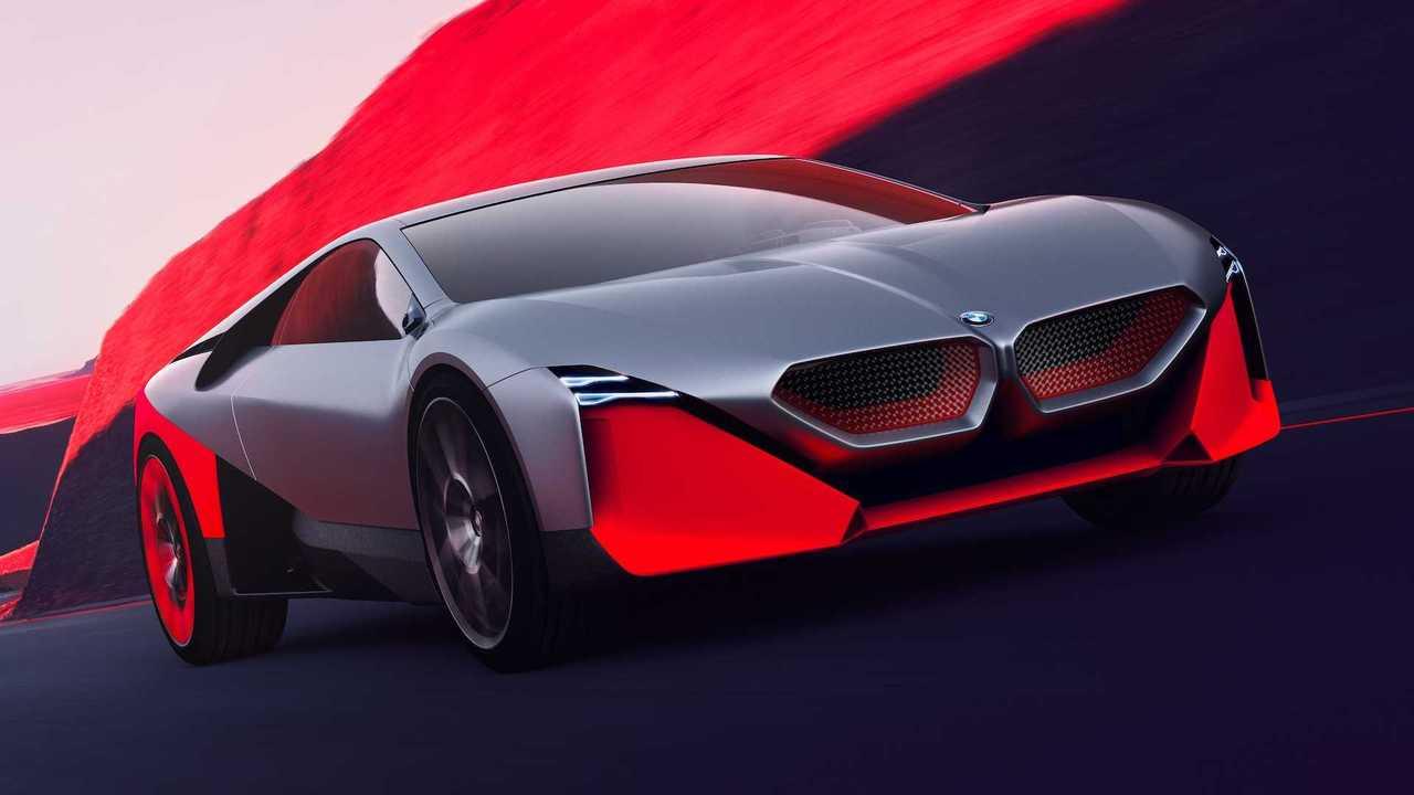 BMW Vision M Next Konsepti